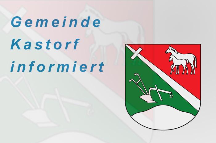 Gemeindevertretung Kastorf Tagt