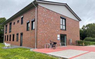 """Einweihung Des Gesundheitszentrums (""""Ärztehaus"""") In Kastorf"""